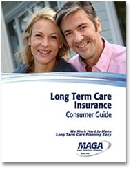 Long-term care insurance consumers' guide
