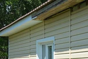 Soffit and Fascia House Installation.