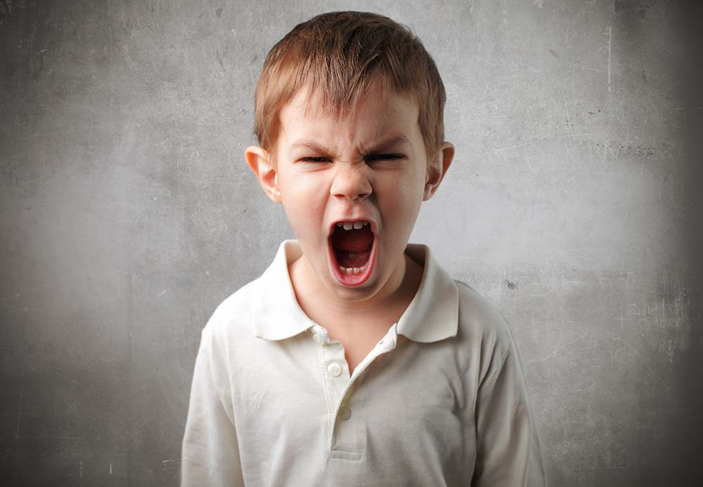 Is My Child's Temper Normal