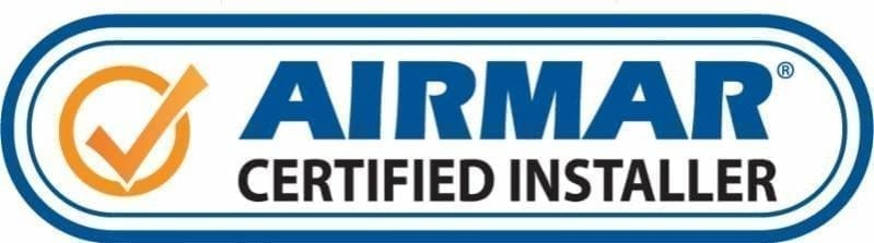 Airmar Certified Installer Logo