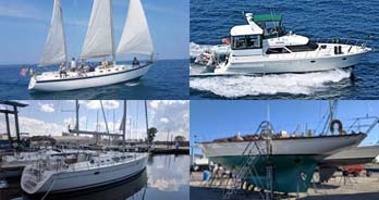 Pre-owned boats