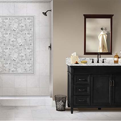 Top Trends in Bathroom Tile