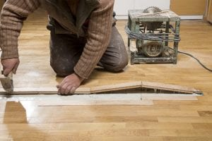 Services Hardwood Floor Repair