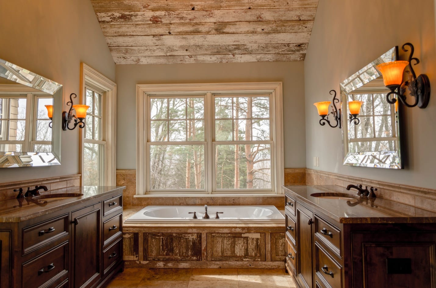 How to fix the lighting in your bathroom