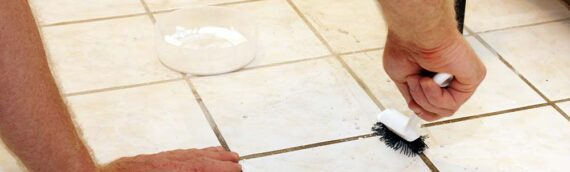 Add Pizazz to Your Décor with Grout and Tile