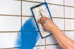 Staining Your Grout