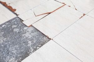 Repair Your Grout after Water Damage