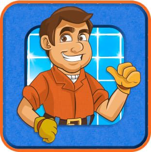Grout Experts Logo Guy Only