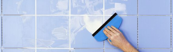 The Right Grout Can Eliminate Water Damage Behind Tiles